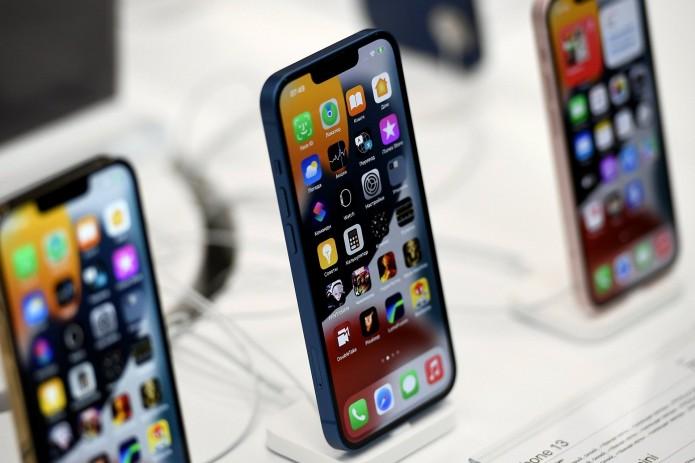 Apple может сократить производство iPhone 13