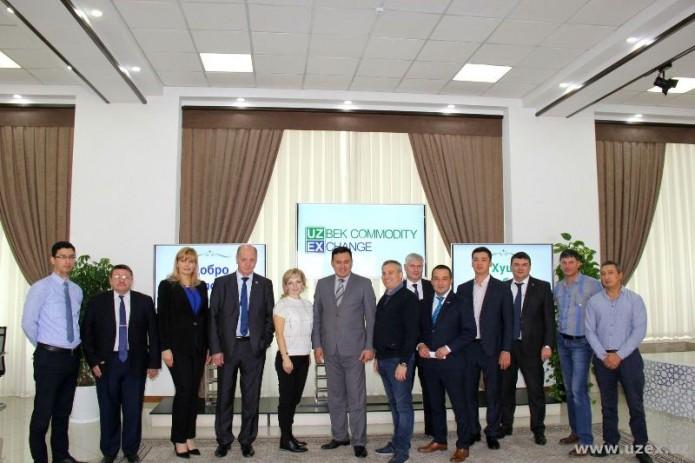 Российским компаниям могут предоставить доступ к биржевым торгам УзРТСБ