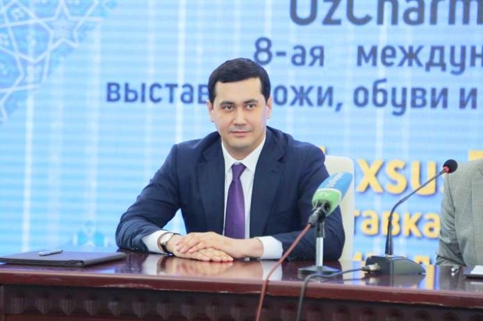Сардор Умурзаков возглавил новое Министерство инвестиций и внешней торговли