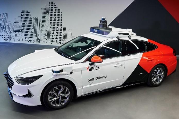 «Яндекс» представил четвертое поколение беспилотных автомобилей