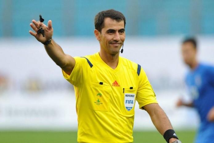 Равшан Ирматов рассудит финальный матч Кубка Азии между Японией и Катаром