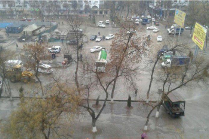Стала известна причина ЧП при строительстве Юнусабадской линии метро в Ташкенте