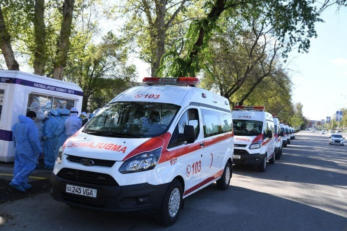 Среди населения в Ташкенте выявлен случай заражения коронавирусом