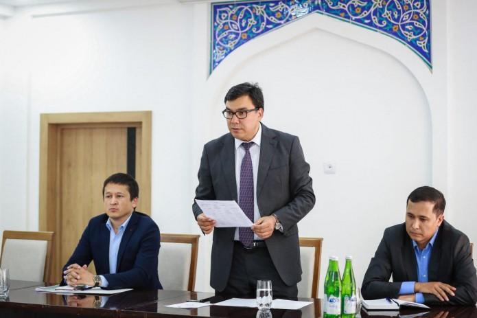 Улугбек Азамов назначен заместителем председателя Госкомтуризма