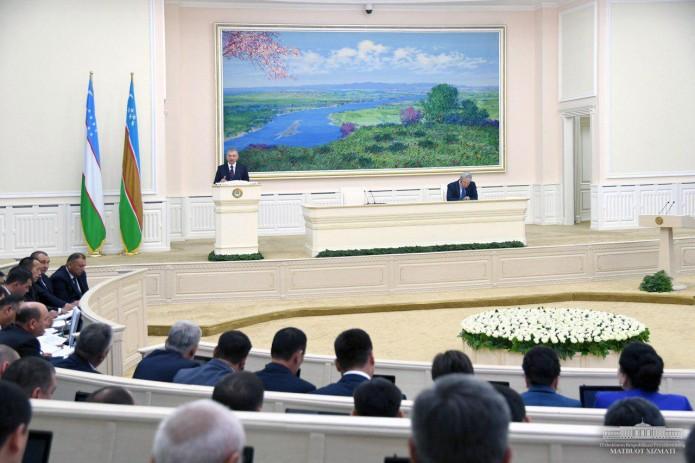 Президент определил пять приоритетных направлений развития Каракалпакстана