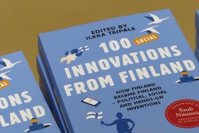 Книгу «100 социальных инноваций Финляндии» перевели на узбекский язык (Видео)