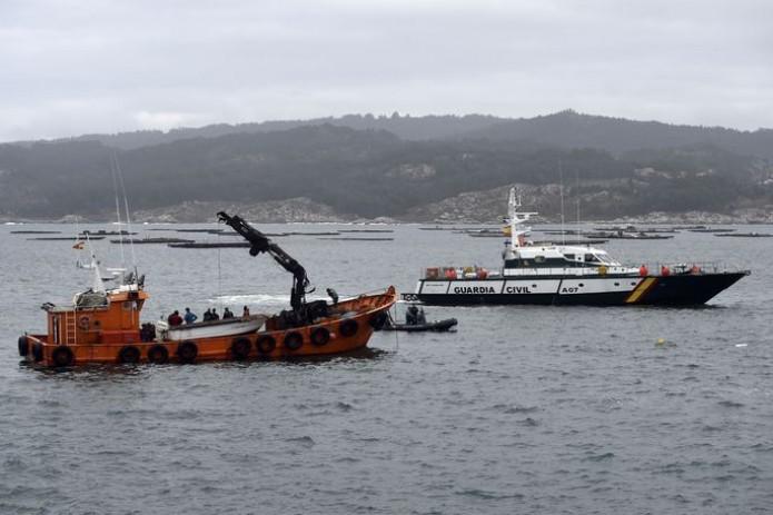 В Испании задержали подводную лодку с 3,5 тоннами кокаина (Видео)