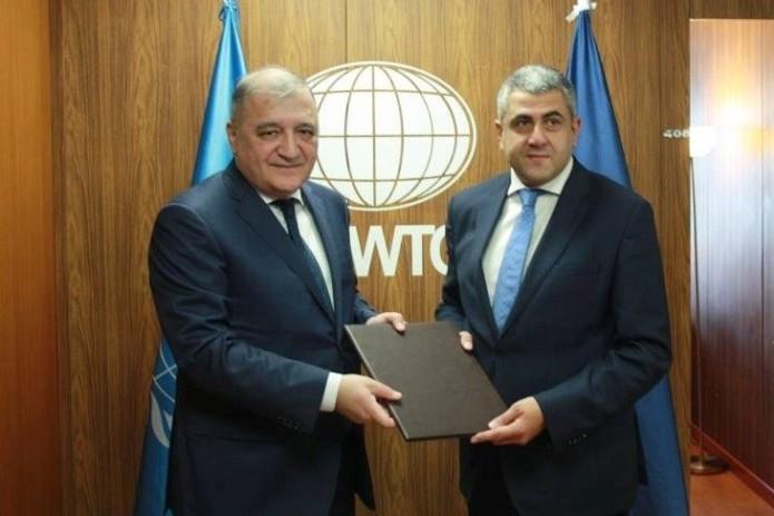 Посол Узбекистана вручил верительные грамоты Генсеку ЮНВТО
