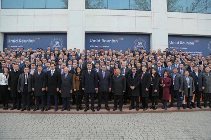 В Ташкенте началась первая конференция выпускников Фонда «Умид»