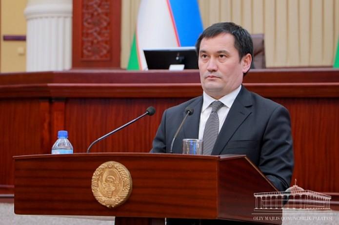 Депутаты одобрили кандидатуру Ильхома Махкамова на пост министра транспорта