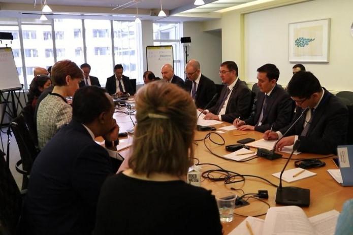 Узбекистан и МФК рассмотрели вопросы реализации проектов на основе ГЧП