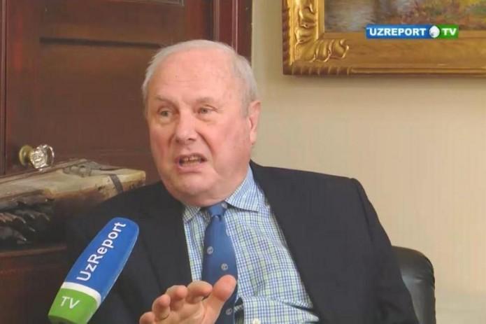 Интервью с председателем Института Центральной Азии и Кавказа Фредериком Старром