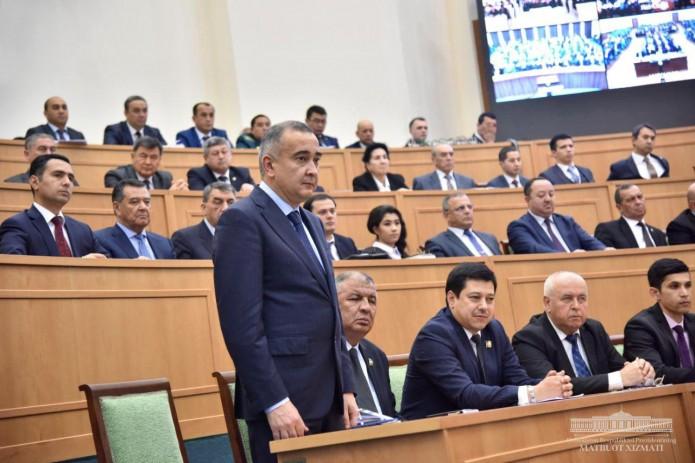 Жахонгир Артыкходжаев назначен на должность хокима города Ташкента