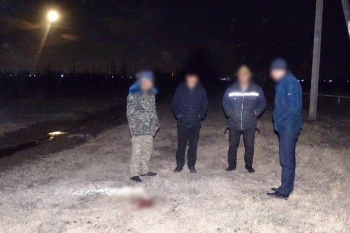 В Ташкентской области произошла поножовщина