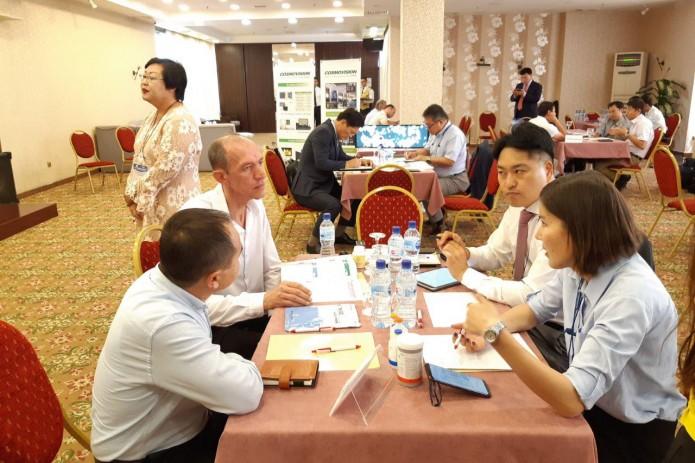 В Ташкенте прошла узбекско-корейская кооперационная биржа