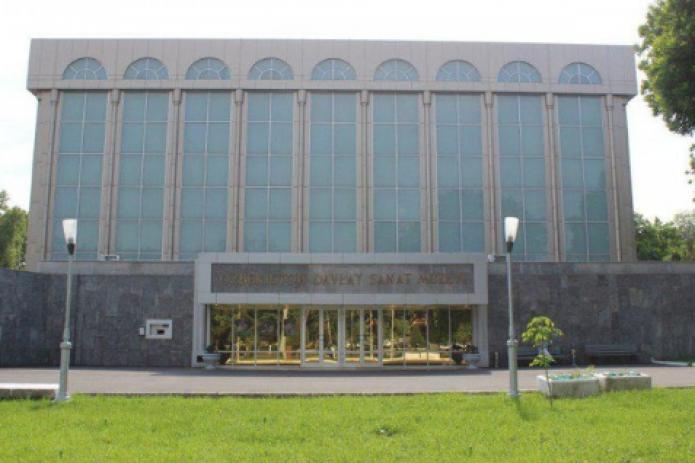 Государственный музей искусств Узбекистана признан одним из лучших художественных музеев СНГ