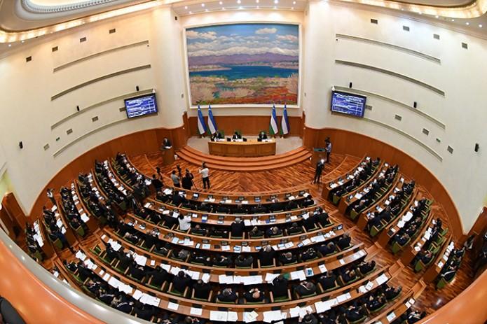 Двадцать четвертое пленарное заседание Сената завершило работу