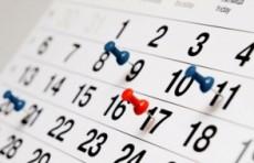 Президент утвердил дополнительные нерабочие дни в 2020 году