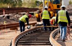 Из Навои в Бухару строится новая железная дорога для поезда Афросиёб