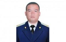 Улугбек Косимов назначен прокурором Сурхандарьинской области
