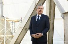 Шавкат Мирзиёев ознакомился со строительством комплекса Джалолиддина Мангуберды