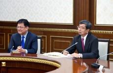 Шавкат Мирзиёев принял главу Азиатского банка развития Такехико Накао