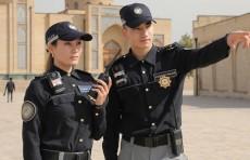 Фото: Сотрудники туристической полиции тестируют новую форму