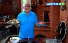 Легендарный кулинарный мастер Сталик Ханкишиев дал интервью телеканалу UzReport TV