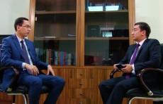Интервью: Первый замминистра ИКТ о предстоящей неделе ICTWEEK