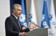 Шавкат Мирзиёев встретился с избирателями Ташкентской области