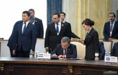 По итогам заседания ШОС подписаны 22 документа и принята Бишкекская декларация
