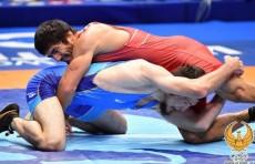 Борцы из Узбекистана завоевали 4 медали на Чемпионате Азии