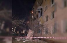 В одном из домов в Учтепинском районе произошло обрушение балконов