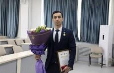 Студент одного из столичных вузов стал лучшим студентом СНГ