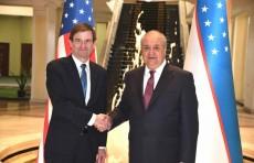 Глава МИД принял заместителя Госсекретаря США Дэвида Хейла