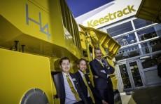 Делегация бельгийской Keestrack посетит Узбекистан и рассмотрит возможность создания СП
