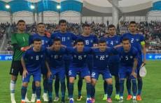 Олимпийская сборная Узбекистана по футболу уверенно обыграла Египет