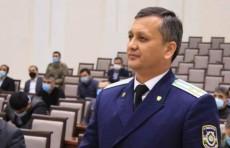 Бахтиёр Исмоилов назначен прокурором Ферганской области