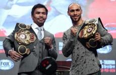 UZREPORT TV покажет боксерский бой между Мэнни Пакьяо и Китом Турманом