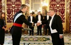 Посол Узбекистана вручил верительные грамоты Королю Испании