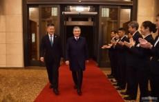 Президент Шавкат Мирзиёев прибыл с рабочим визитом в Пекин