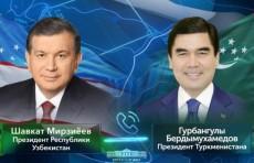 Шавкат Мирзиёев поздравил Гурбангулы Бердымухамедова с наградой за вклад в развитие СМИ