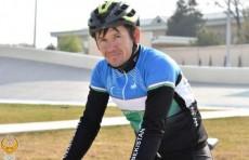 Велоспортсмен Муроджон Халмуратов удостоился лицензии на Токийские олимпийские игры