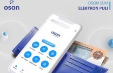 """В Узбекистане зарегистрирована первая система электронных денег """"Oson"""""""