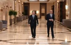 Конгресс-холл и отель «Hilton» готовы к эксплуатации. Президент посетил объекты