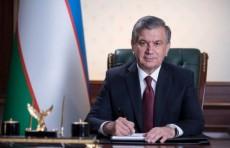 Президент утвердил инвестиционную программу Узбекистана на 2019 год