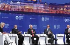 В Санкт-Петербурге стартовал 22-й Петербургский международный экономический форум