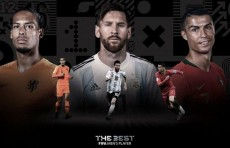 FUTBOL TV покажет церемонию The Best FIFA Football Awards 2019