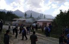 На узбекско-кыргызской границе произошел конфликт