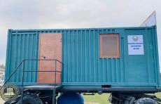 Хоким Бухарской области временно поселится в вагончике на колёсах